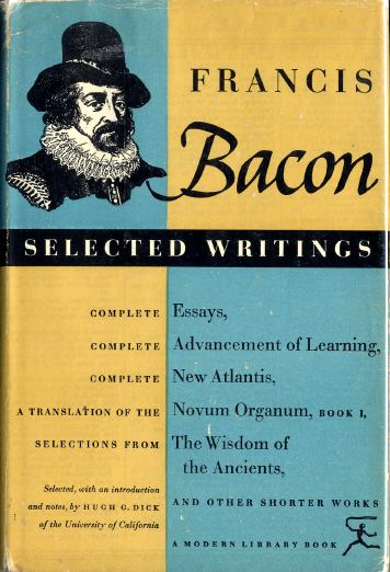 Francis bacon essays online